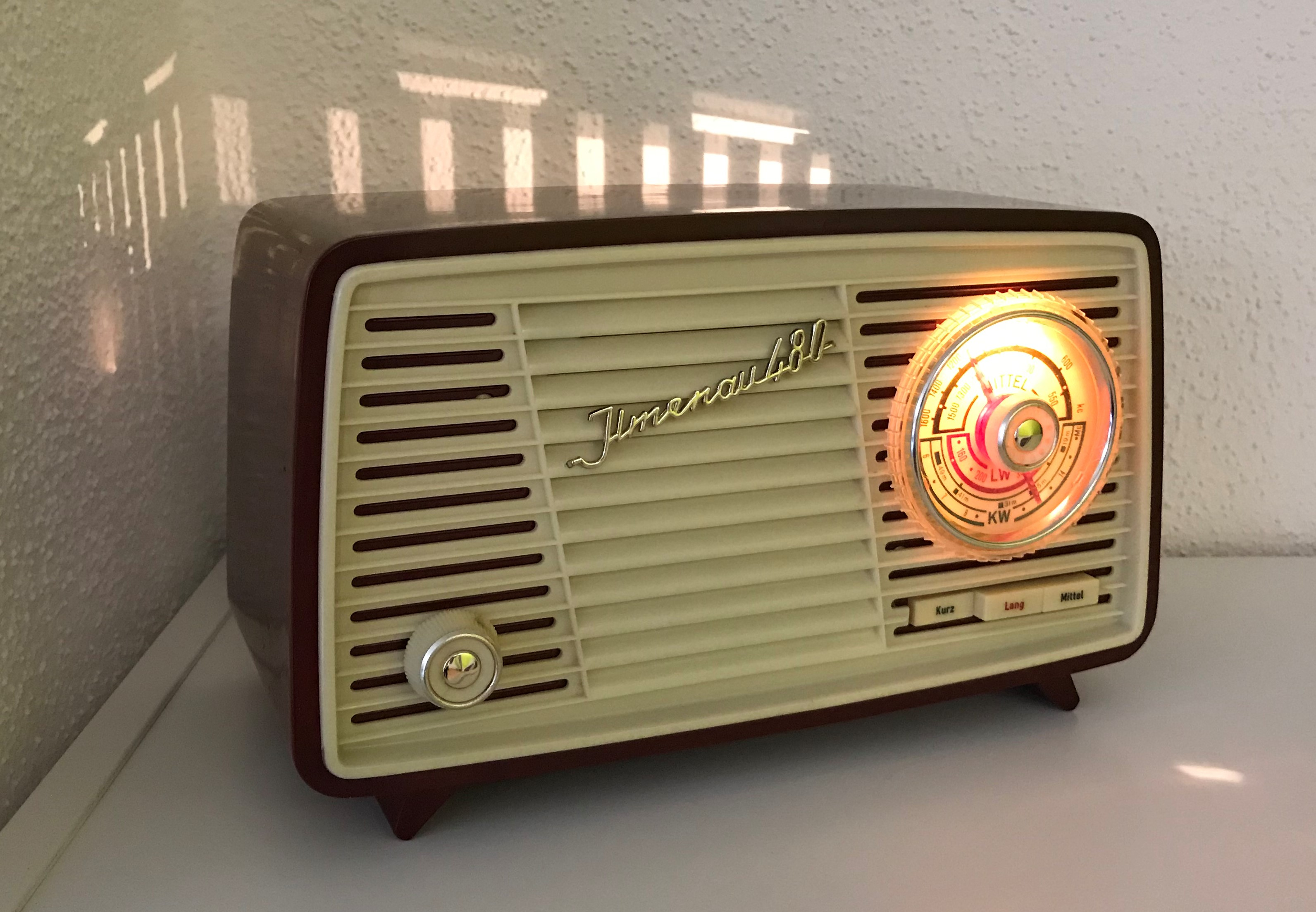 RFT Sternradio Ilmenau 480